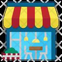 Shop Store Building Icon