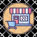 Shop Market Store Icon