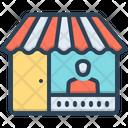 Shop Store Boutique Icon