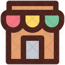 Shop Store Stall Icon