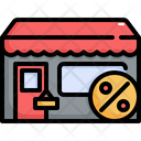 Shop Store Black Friday Icon