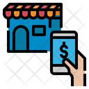 Shop Store Payment Icon