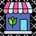 Shop Store Blossom Icon
