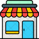 Shop Cafe Market Icon