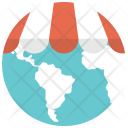 Shop Chain Network Icon