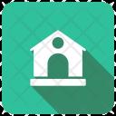 Shop Home Estate Icon