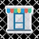 Shop Store Hotel Icon