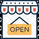 Shop Marketplace Store Icon