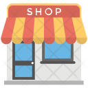 Shop Salon Shopping Icon