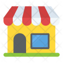 Shop Store Building Icon