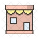 Shop Cafe Store Icon