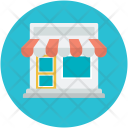 Shop Store Retail Icon
