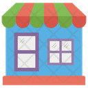 Shop Grocery Store Supermarket Icon