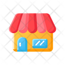 Store Stall Shopping Store Icon