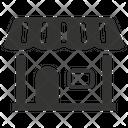Webstore Webshop Marketplace Icon