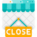 Shop Close Close Store Icon