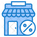 Shop Discount Icon