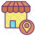 Mshop Nearby Map Pin Shop Location Store Location Icon