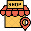 Shop Locator Icon