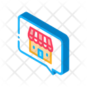 Shop Quote Frame Icon