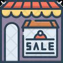 Shop Sale Icon