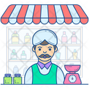 Shopkeeper Icon