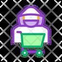 Shoplifter Icon