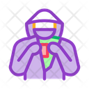 Shoplifter Goods Shoplifting Icon