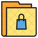 Shoppig Folder Icon
