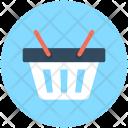 Shopping Basket Online Icon
