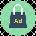 Shopping Bag Purse Icon