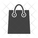 Shopping Bag Ecommerce Icon