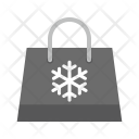 Shopping Bag Christmas Icon