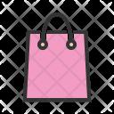 Shopping Bag Ecommerce Icon