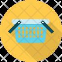 Shopping Basket E Commerce Icon