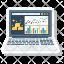 Shopping Web Internet Icon
