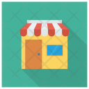 Shopping Store Ecommerce Icon