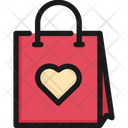 Bag Gift Paper Icon