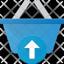 Shopping Action Basket Icon
