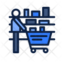 Person Shopping Shopping Store Icon