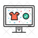Shopping Ecommerce Tshirt Icon