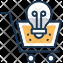 Shopping Solution Idea Icon