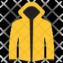 Hoodie Garments Icon