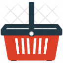 Basket Shopping Bucket Icon