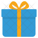 Gift Box Parcel Icon