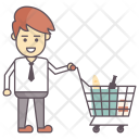 Shopping Grocery Supermarket Icon