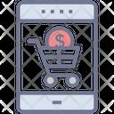 Shopping Eshopping Estore Icon
