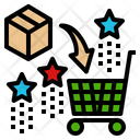 Declare Buying Shopping Icon