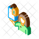 Gift Day Love Icon