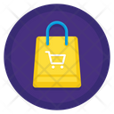 Shopping Gift Shoppping Cart Icon